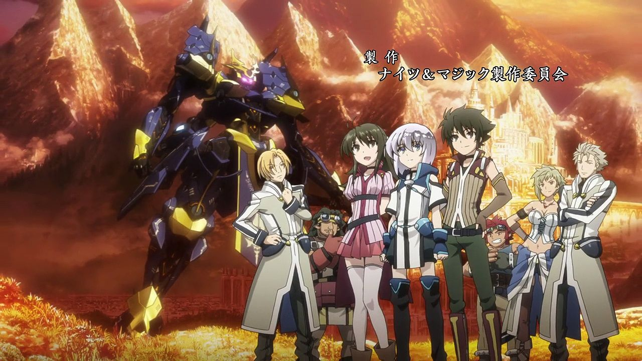 Knights and Magic (2017)(TV Series)(Complete)
