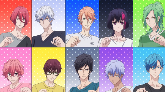 B-Project (2016)(TV Series)(Complete)