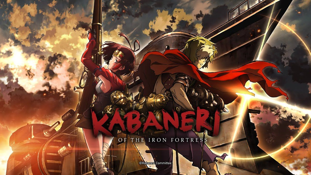 Kabaneri of the Iron Fortress (2016)(TV Series)(Complete)