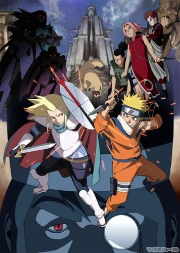 Naruto the Movie 2 Legend of the Stone of Gelel (2005)(Movie)(Complete)