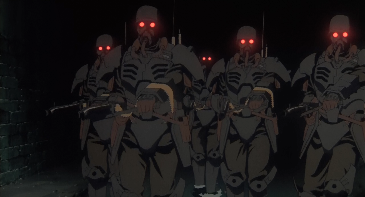 Jin-Roh (1999)(Movie)(Complete)
