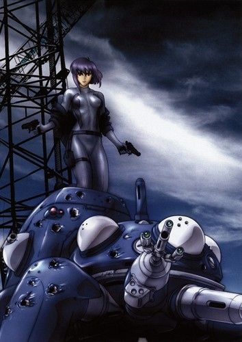 Ghost in the Shell SAC (2002)(TV Series)(Complete)
