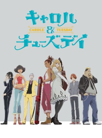 Carole and Tuesday (2019)(TV Series)(Complete)