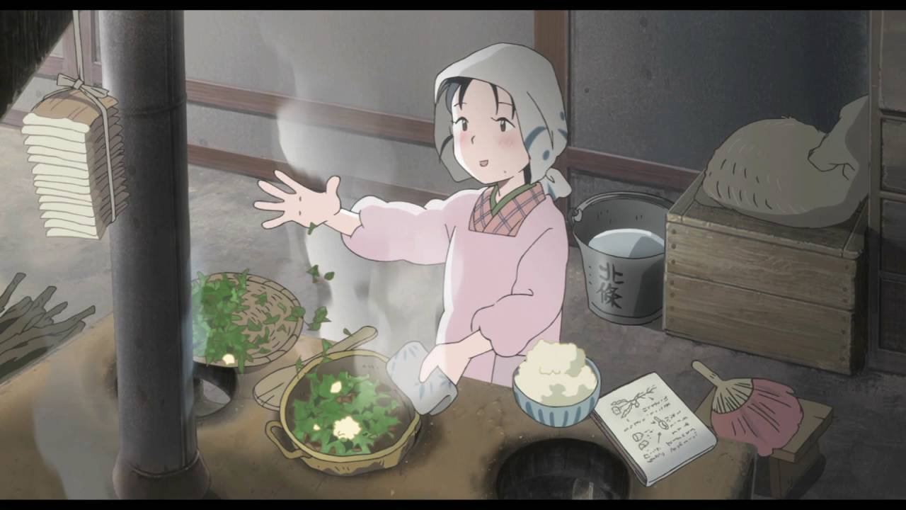 In This Corner of the World (2016)(Movie)(Complete)