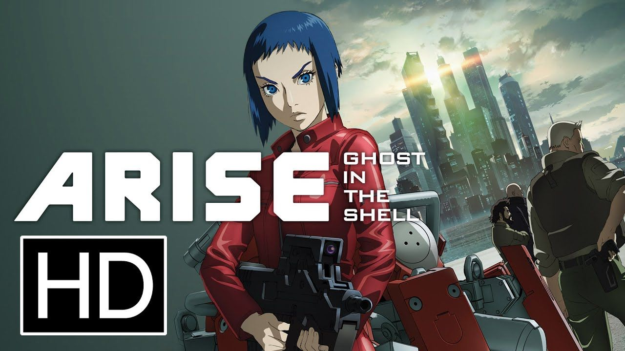 Ghost in The Shell Arise (2013)(Movie)(Complete)