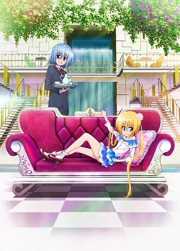 Hayate no Gotoku! Can`t Take My Eyes Off You (2012)(TV Series)(Complete)