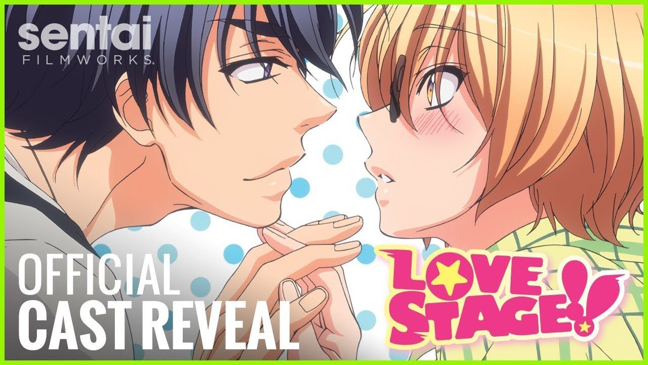 Love Stage!! (2014)(TV Series)(Complete)