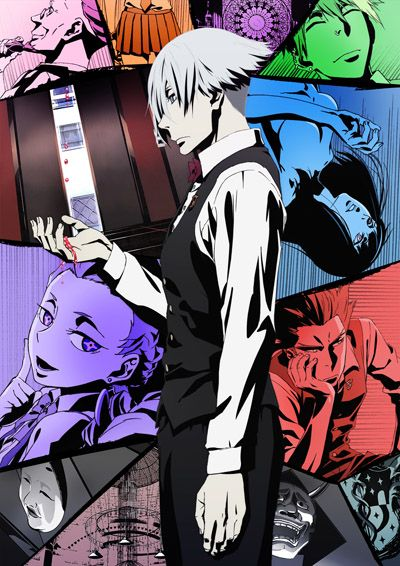 Death Parade (2015)(TV Series)(Complete)