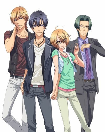 Download Love Stage!! (2014)(TV Series)(Complete)