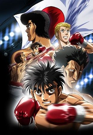 Download Hajime no Ippo: The Fighting! - Rising (2013)(TV Series)(Complete)