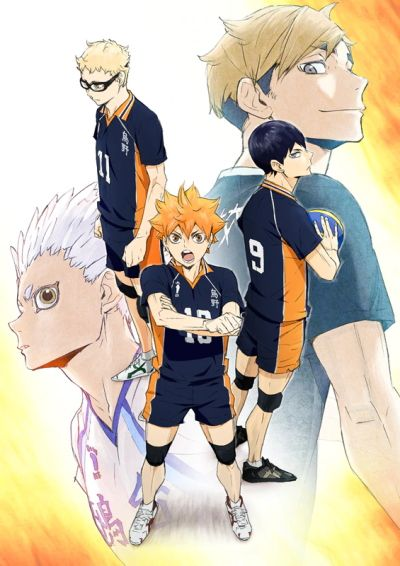 Download Haikyuu!! To the Top (2020)(TV Series)(Complete)