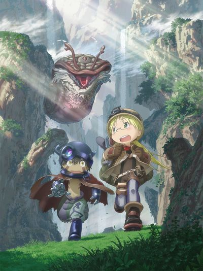 Made in Abyss (2017)(TV Series)(Complete)