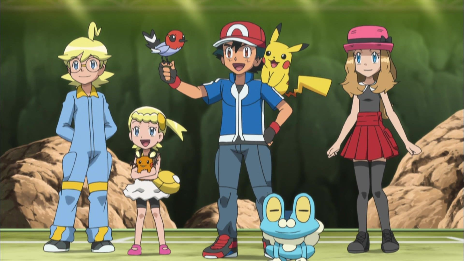 Pocket Monsters XY (2013)(TV Series)(Complete)