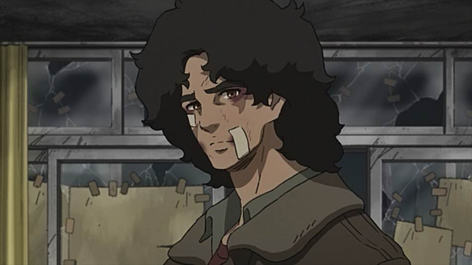 Nomad: Megalo Box 2 (2021)(TV Series)(Ongoing)