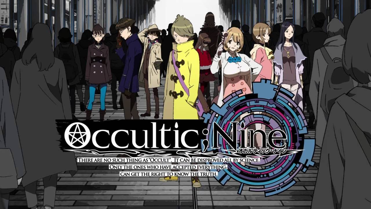Occultic;Nine (2016)(TV Series)(Complete)