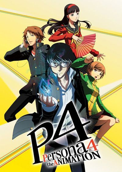 Download Persona 4 The Animation (2011)(TV Series)(Complete)