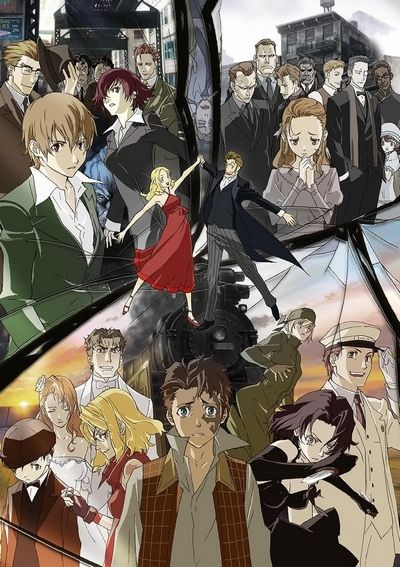 Download Baccano! (2007)(TV Series)(Complete)