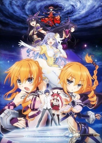 Download Date a Live II (2014)(TV Series)(Complete)