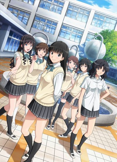 Download Amagami SS Plus (2012)(TV Series)(Complete)