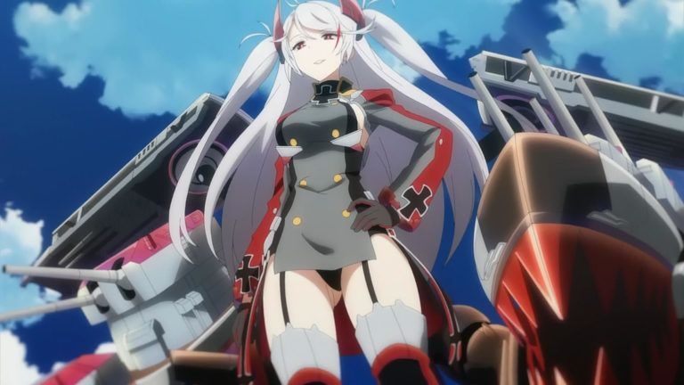Azur Lane the Animation (2019)(TV Series)(Complete)