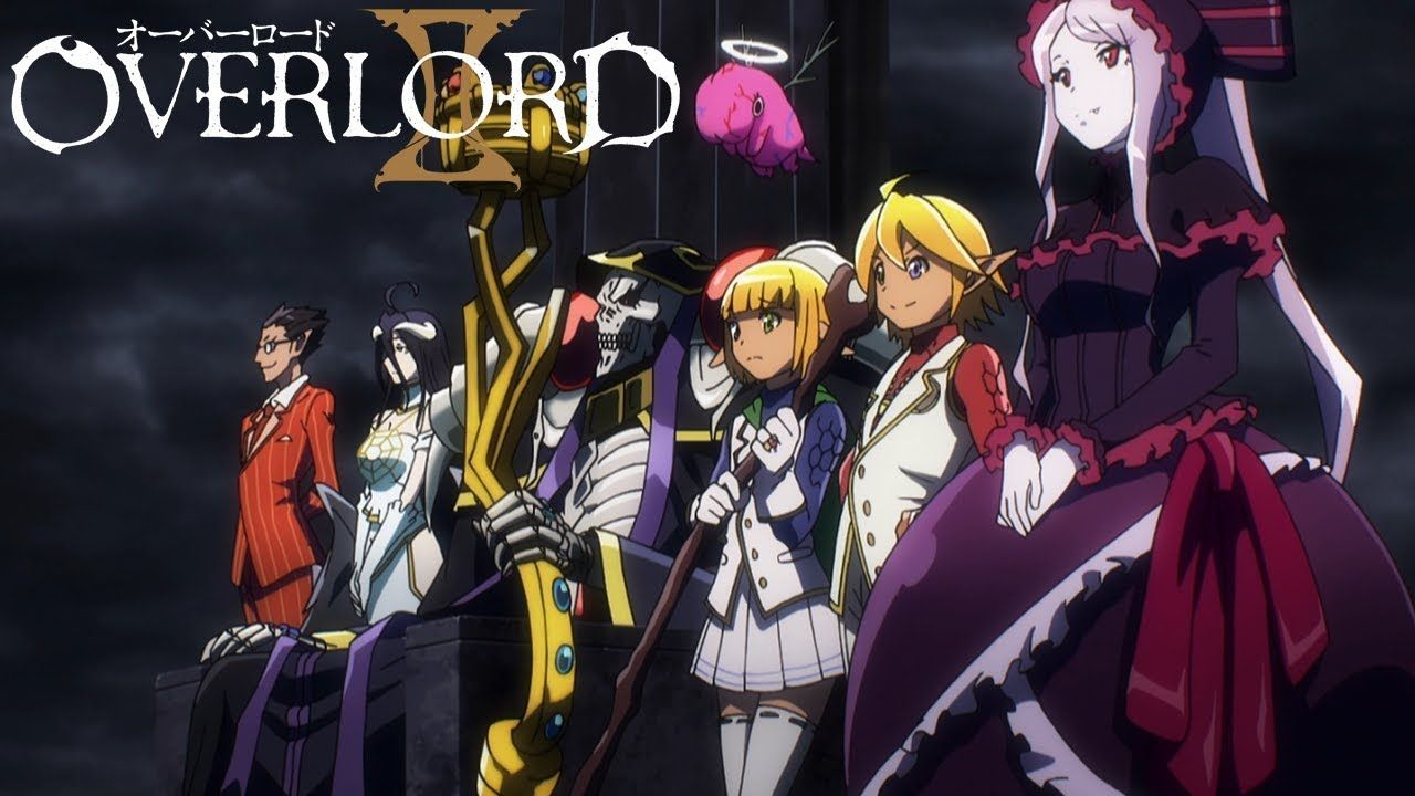 Overlord II (2017)(TV Series)(Complete)