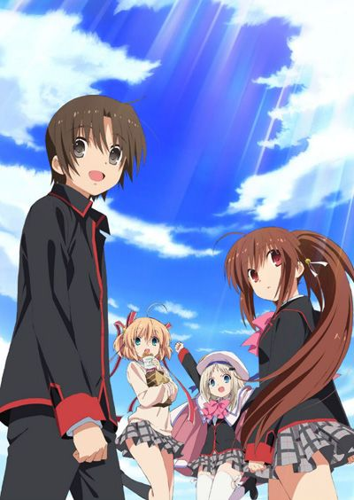 Download Little Busters! (2012)(TV Series)(Complete)