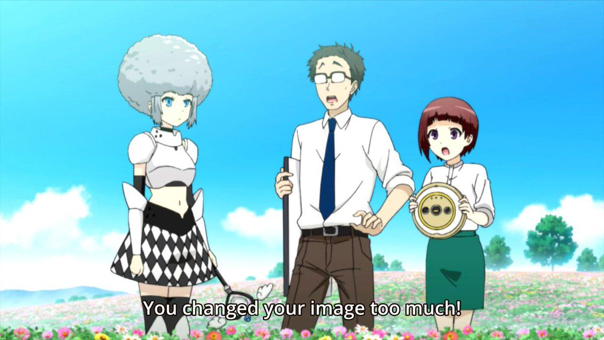 Miss Monochrome: The Animation 2 (2015)(TV Series)(Complete)
