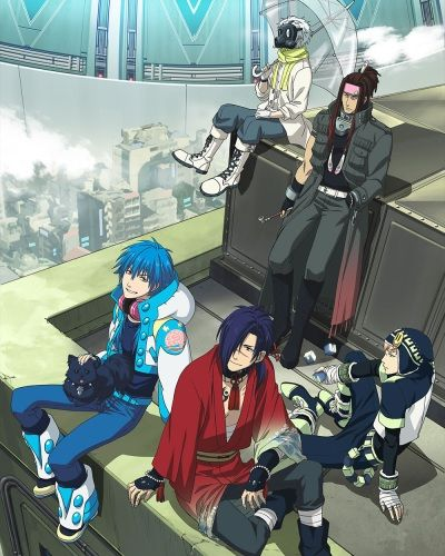 Download Dramatical Murder (2014)(TV Series)(Complete)