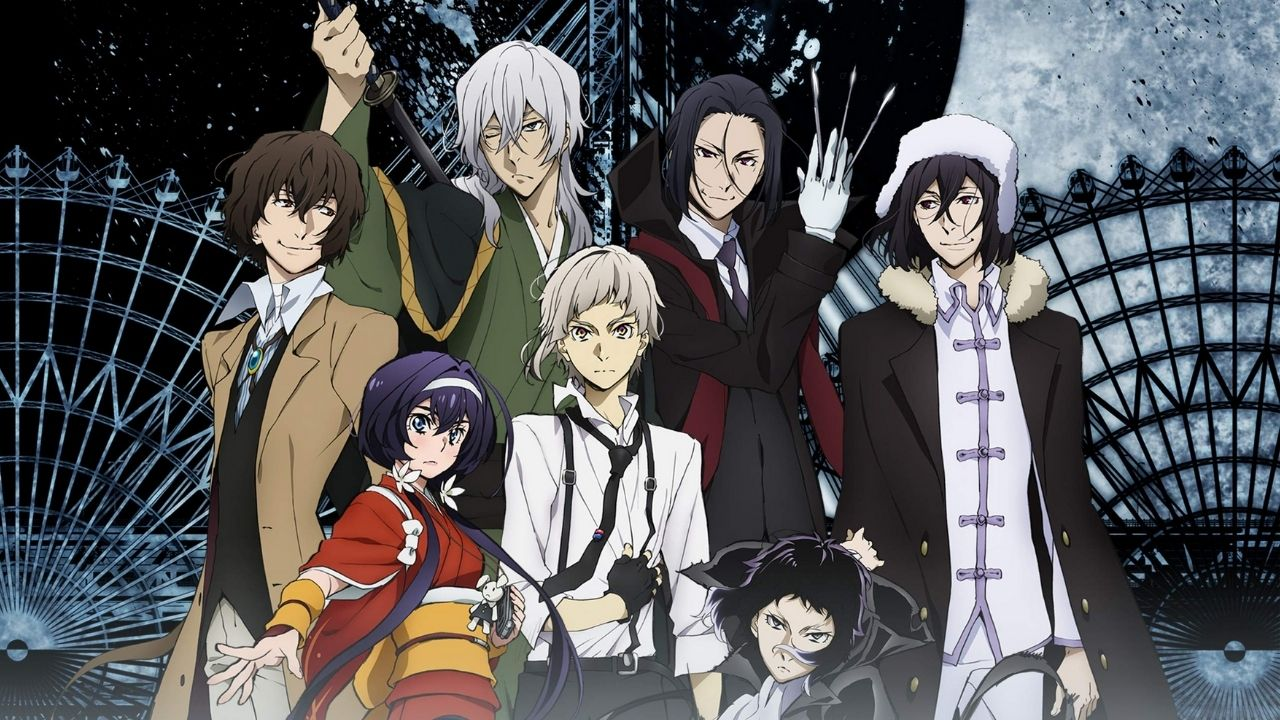 Bungou Stray Dogs (2019)(2019)(TV Series)(Complete)