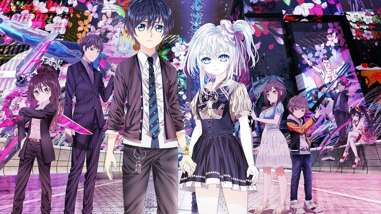 Hand Shakers (2017)(TV Series)(Complete)