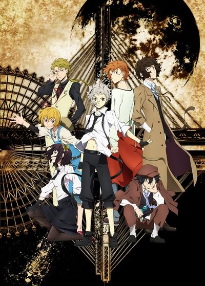 Download Bungou Stray Dogs (2016)(TV Series)(Complete)