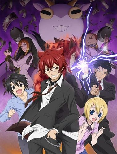 Cuticle Tantei Inaba (2013)(TV Series)(Complete)