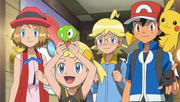 Pocket Monsters XY&Z (2015)(TV Series)(Complete)