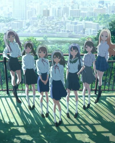 Download Wake Up, Girls! (2014)(TV Series)(Complete)