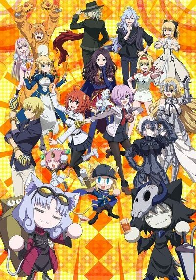 Download Fate/Grand Carnival (2020)(OVA)(Ongoing)