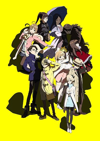 Download Occultic;Nine (2016)(TV Series)(Complete)