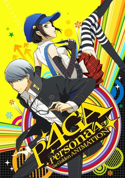 Download Persona 4 The Golden Animation (2014)(TV Series)(Complete)
