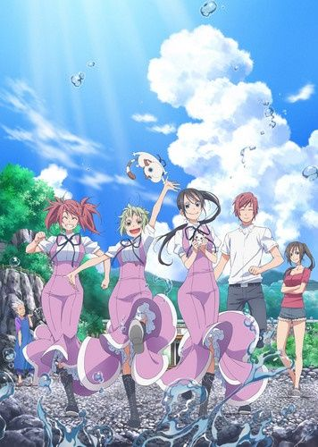 Download Amanchu! (2016)(TV Series)(Complete)