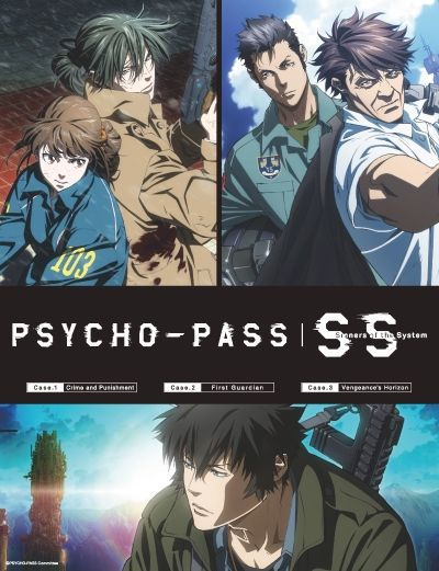 Psycho-Pass: Sinners of the System (2019)(Movie)(Complete)