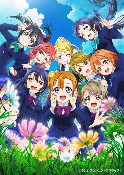 Download Love Live! School Idol Project (2014)(2014)(TV Series)(Complete)