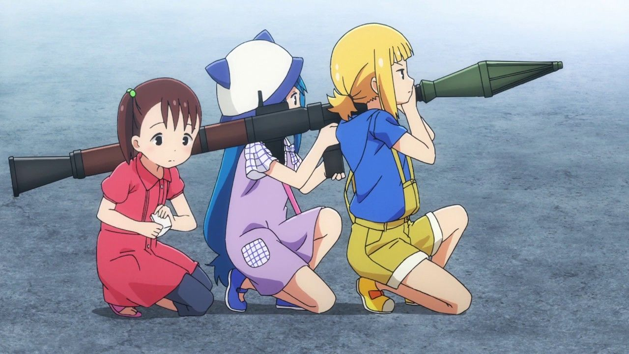 Mitsuboshi Colors (2018)(TV Series)(Complete)