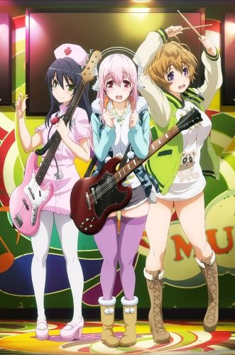 Download SoniAni: Super Sonico The Animation (2014)(TV Series)(Complete)