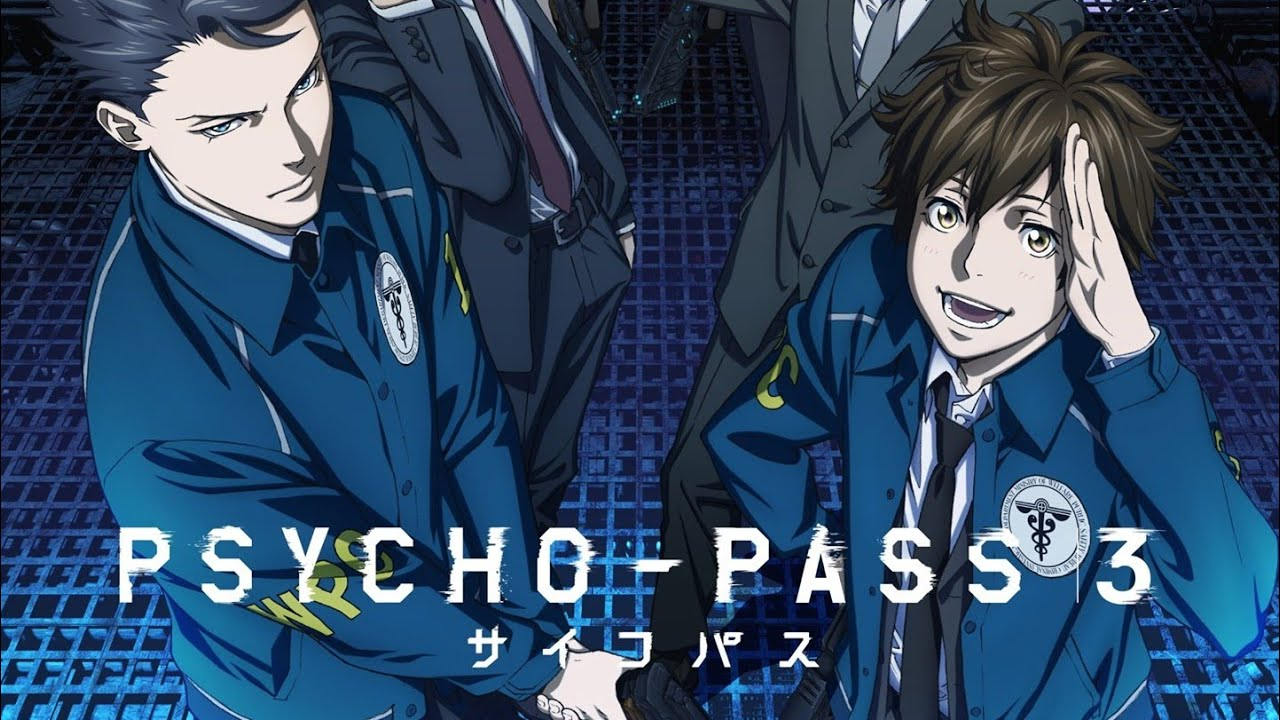 Psycho-Pass 3 (2019)(TV Series)(Complete)