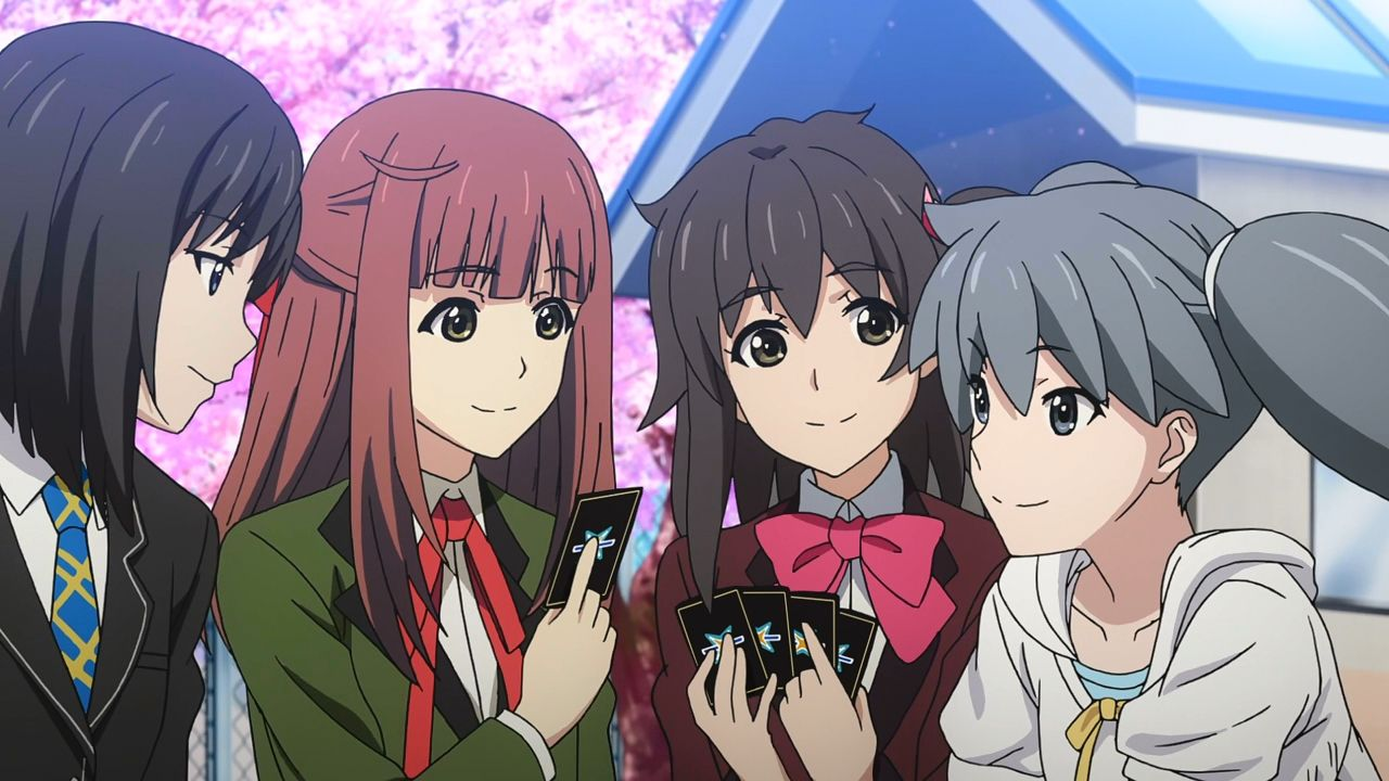 Lostorage Conflated WIXOSS (2018)(TV Series)(Complete)