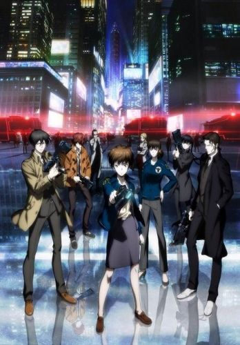 Psycho-Pass 2 (2014)(TV Series)(Complete)