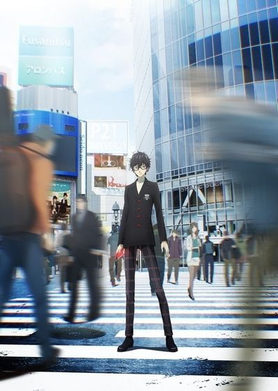 Download Persona 5 the Animation (2018)(TV Series)(Complete)