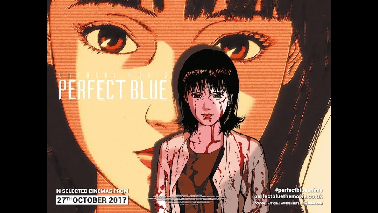 Perfect Blue (1998)(Movie)(Complete)