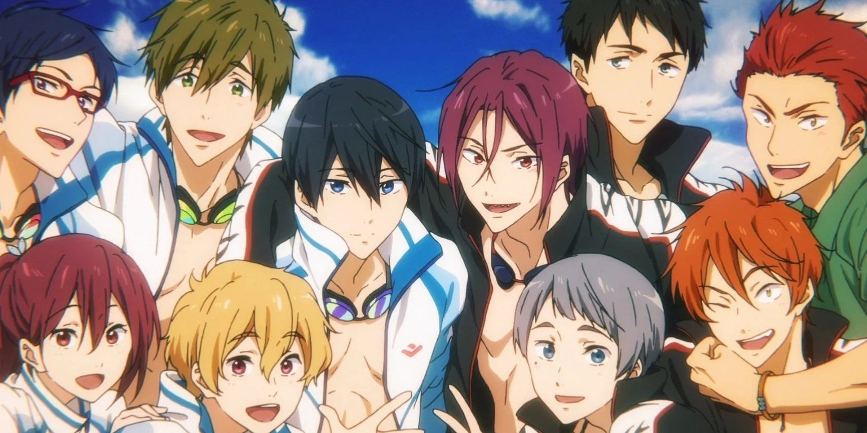 Free! (2013)(TV Series)(Complete)