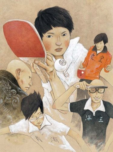 Download Ping Pong the Animation (2014)(TV Series)(Complete)