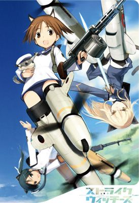 Download Strike Witches (2007)(OVA)(Complete)